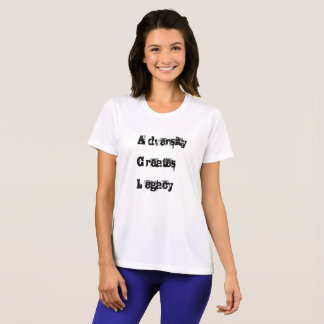 ACL surgery recovery rehab inspirational tee
