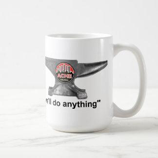 acme anvil coffee mug
