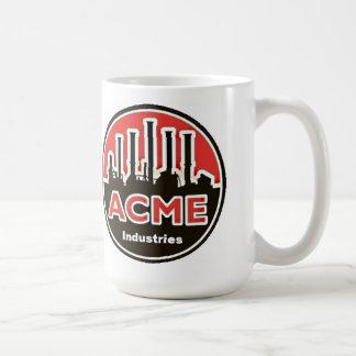 acme logo coffee mug