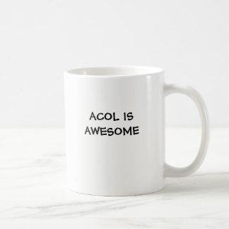 ACOL IS AWESOME - MUG