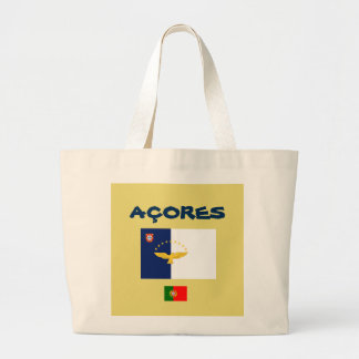 AÇORES CUSTOM TOTE BAG