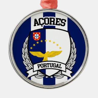 Açores Metal Ornament