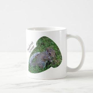 Acorn Baby Squirrel - Squirrel Lover Coffee Mug