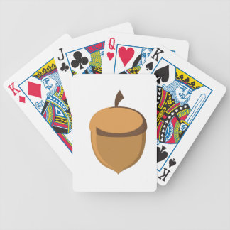Acorn Bicycle Playing Cards