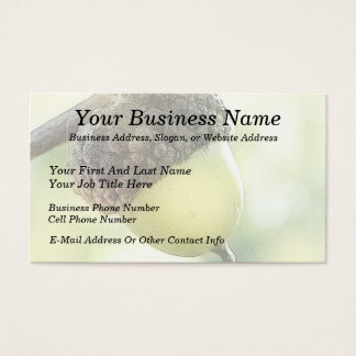 Acorn Business Card