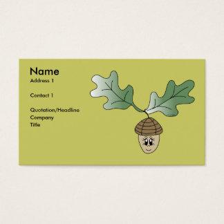 Acorn Profile Card
