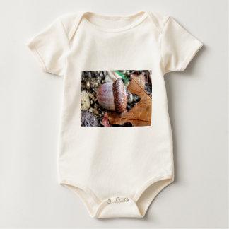 Acorn Resting Baby Bodysuit