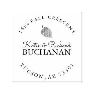 Acorn Rubber Address Stamp