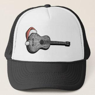 Acoustic Claus Trucker Hat