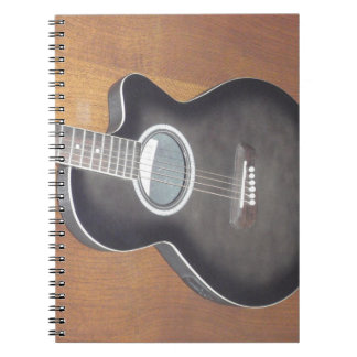 Acoustic Electric Guitar Notebook