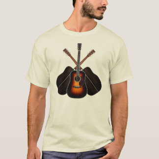 Acoustic Guitar Array Shirt