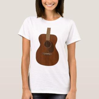 Acoustic Guitar Art T-Shirt
