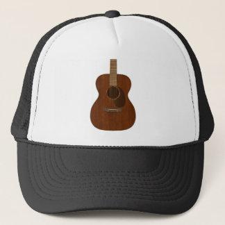 Acoustic Guitar Art Trucker Hat