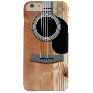 Acoustic Guitar Barely There iPhone 6 Plus Case