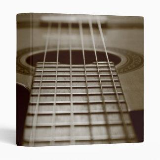 Acoustic Guitar Binder