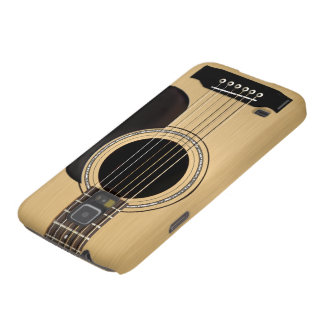 Acoustic Guitar Case For Galaxy S5