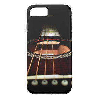 Acoustic Guitar Close-Up iPhone 7 Vibe iPhone 7 Case