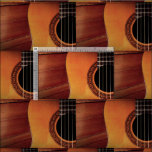 Acoustic Guitar Fabric