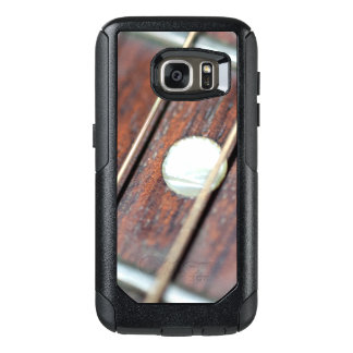 Acoustic Guitar Fret and Strings OtterBox Samsung Galaxy S7 Case