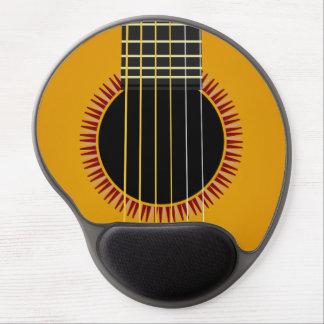 Acoustic Guitar Gel Mouse Pad