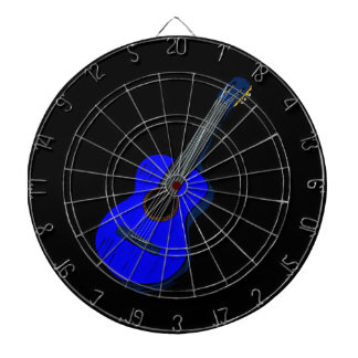 acoustic guitar graphic simple blue.png dart board