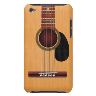 Acoustic Guitar iPod Touch Cover