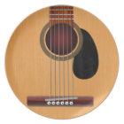 Acoustic Guitar Plate