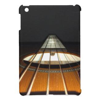 Acoustic Guitar Strings iPad Mini Case