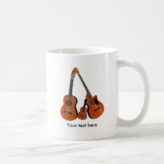 Acoustic Instruments Coffee Mug