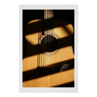 Acoustic Shadows Poster
