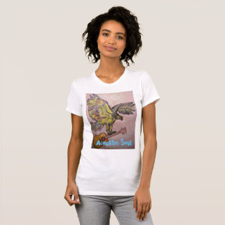 Acoustic Soul Fish Hawk T-Shirt