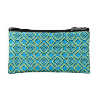 Acqua Pixel Case Makeup Bag