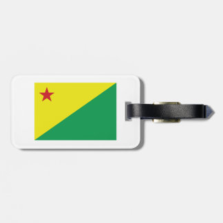 Acre Luggage Tag