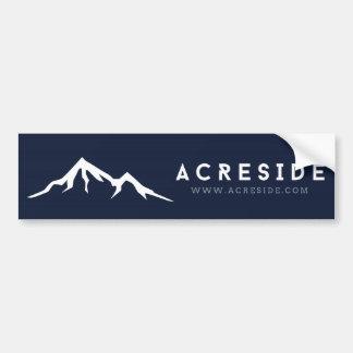 Acreside Bumper Sticker
