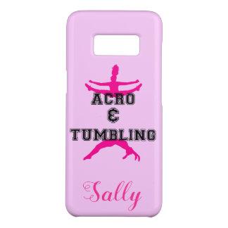 Acro and Tumbling Motorola Samsung Galaxy S8 case