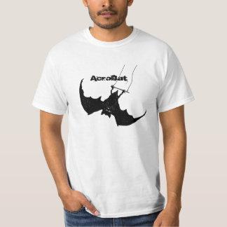 AcroBat, a bat on a trapeze Tee Shirts