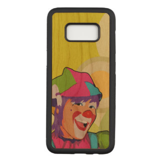 acrobat beautiful carved samsung galaxy s8 case