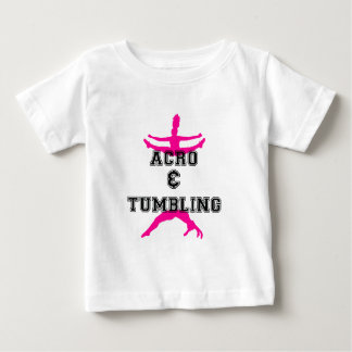 Acrobatics and Tumbling Baby T-Shirt