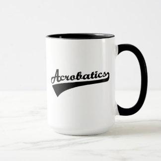 Acrobatics Mug