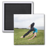Acrobats and Contortionists Magnet