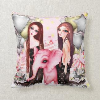 """""""Acrobats"""" Pillow"""