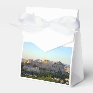 Acropolis – Athens Favor Box