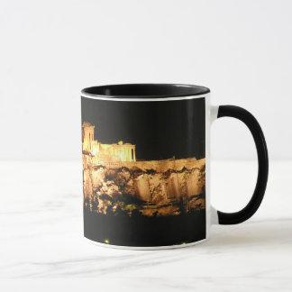 Acropolis -- Athens Greece Mug