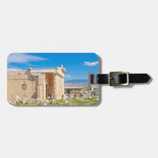 Acropolis in Athens, Greece Luggage Tag