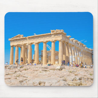 Acropolis in Athens, Greece Mouse Pad
