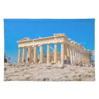 Acropolis in Athens, Greece Placemat