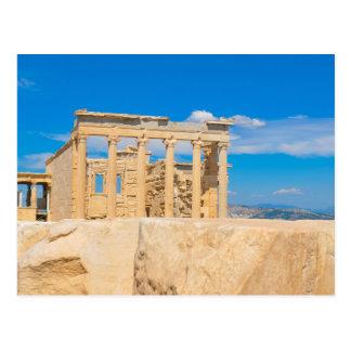 Acropolis in Athens, Greece Postcard