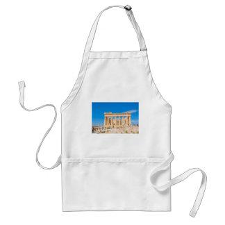 Acropolis in Athens, Greece Standard Apron