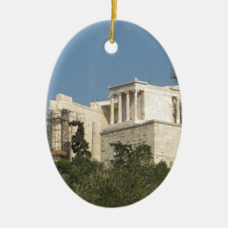 Acropolis of Athens Architecture Of Ancient Greece Ceramic Ornament