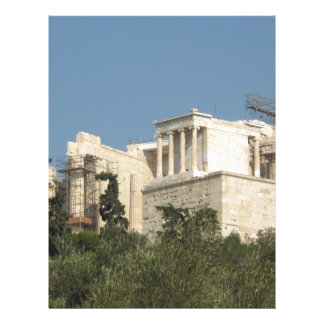 Acropolis of Athens Architecture Of Ancient Greece Personalized Letterhead